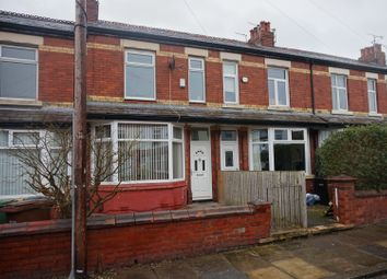 Thumbnail 3 bed terraced house for sale in Lyndhurst Avenue, Bredbury