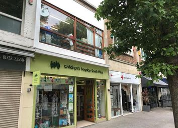 Thumbnail Retail premises to let in Childrens Hospice Sw, 92 Cornwall Street, Plymouth, Devon
