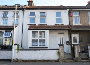 Thumbnail 3 bedroom terraced house for sale in Napier Road, Gravesend