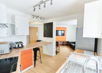 Thumbnail 4 bed flat to rent in Boundary Lodge, Boundary Lane, Manchester