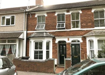 Thumbnail 3 bed terraced house for sale in Savernake Street, Old Town, Swindon