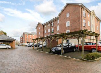 Thumbnail 2 bed flat for sale in Brunel Crescent, Swindon, Swindon