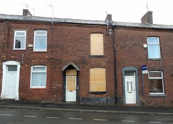 Thumbnail 2 bed terraced house for sale in Ethel Street, Oldham