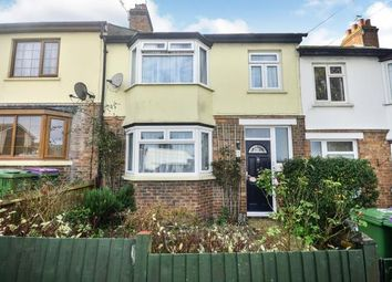 3 bed terraced house for sale in Dawson Road, Folkestone, Kent CT19