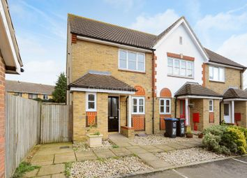 Thumbnail 2 bed end terrace house for sale in Gainsborough Avenue, Margate