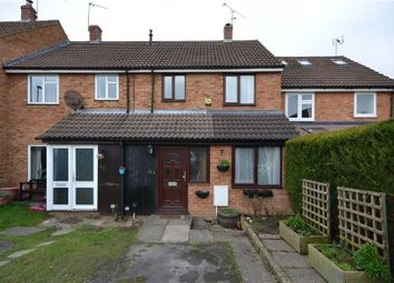 Thumbnail 3 bed terraced house for sale in Wordsworth Avenue, Yateley, Hampshire