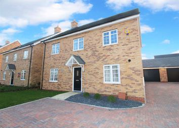 Thumbnail 5 bed detached house for sale in Curran Chase, Shortstown, Bedford