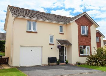 Thumbnail 4 bed property for sale in Ridgemark Close, Brixham