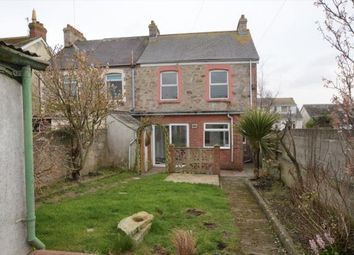 Thumbnail 3 bed semi-detached house for sale in Henver Road, Newquay, Cornwall