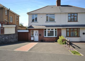 Thumbnail 3 bed semi-detached house to rent in Stylish House, Ronald Road, Newport
