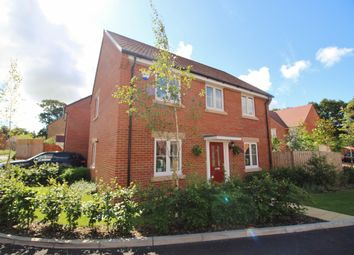 Thumbnail 3 bed link-detached house for sale in Rothschild Drive, Sarisbury Green, Southampton