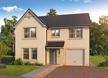 Thumbnail 4 bedroom detached house for sale in The Matheson, Kenneth Place, Dunfermline