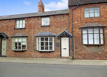 Thumbnail 2 bedroom cottage for sale in Shrewsbury Street, Prees, Whitchurch