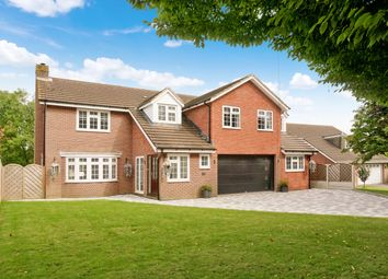 Thumbnail 7 bed detached house for sale in Wentwood View, Caldicot