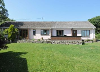 Thumbnail 5 bed detached bungalow for sale in Trefgarn-Owen, Haverfordwest