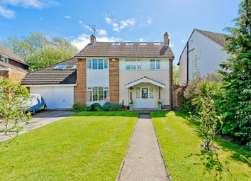 Thumbnail 5 bed detached house for sale in Hill Rise, Esher
