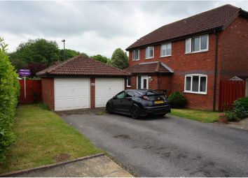 Thumbnail 4 bed detached house for sale in Bamborough Close, Horsham