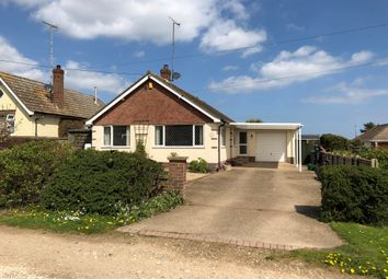 Thumbnail 3 bed detached bungalow for sale in Beckmeadow Way, Mundesley, Norwich