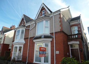 Thumbnail 1 bed flat to rent in Ena Avenue, Neath