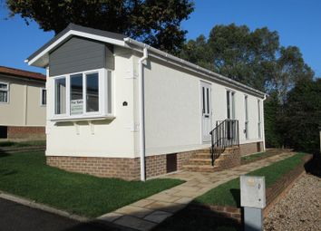 Thumbnail 1 bed mobile/park home for sale in St. Anns Way, Berrys Green Road, Berrys Green, Westerham