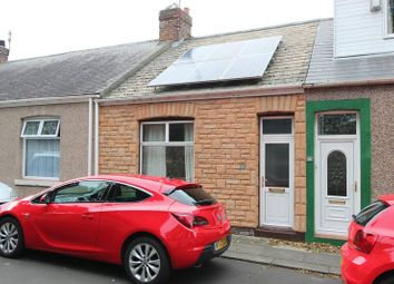 Thumbnail 2 bedroom terraced house for sale in Kitchener Terrace, Sunderland