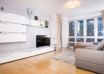 Thumbnail 3 bed flat for sale in St Davids Square, London