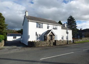 Thumbnail 5 bed detached house for sale in Tal Y Bont, Conwy, North Wales