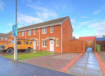 Thumbnail 2 bed terraced house for sale in Mcgahey Drive, Cambuslang, Glasgow