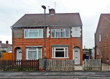 Thumbnail 3 bed semi-detached house to rent in Bower Street, Alvaston, Derby
