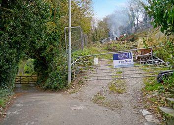 Thumbnail Land for sale in Dawes Lane, Looe