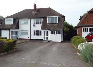 Thumbnail 3 bed semi-detached house for sale in Grove Vale Avenue, Great Barr, Birmingham, West Midlands