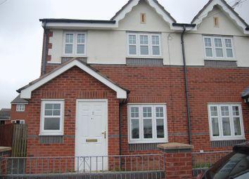 Thumbnail 3 bed semi-detached house to rent in Oakwood Park, Oakwood Drive, Prenton