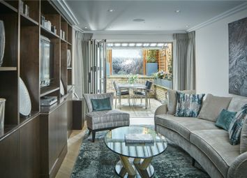 Thumbnail 3 bed end terrace house for sale in Marryat Square, Wyfold Road, Fulham, London