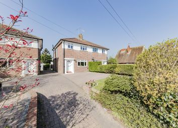 Thumbnail 3 bed semi-detached house for sale in Mulberry Lane, Goring-By-Sea, Worthing