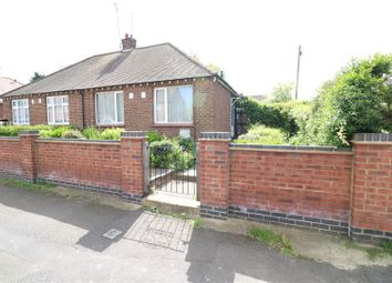 Thumbnail 2 bed semi-detached bungalow for sale in Allen Road, Rushden
