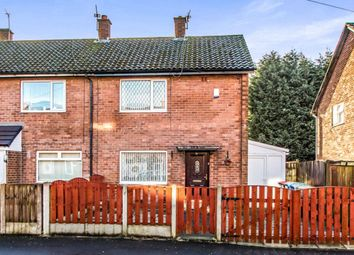 Thumbnail 2 bedroom semi-detached house to rent in Fairhurst Drive, Worsley, Manchester