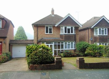Thumbnail 3 bed detached house for sale in The Gallop, South Croydon, Surrey