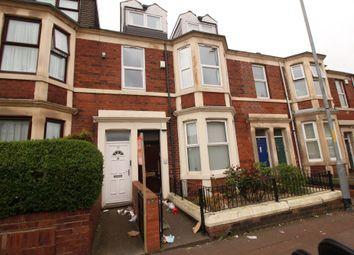 Thumbnail 6 bed flat for sale in Keswick Street, Bensham, Gateshead
