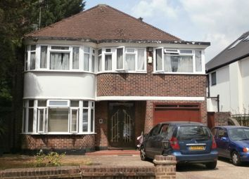 Thumbnail 5 bedroom detached house for sale in Rathgar Close, Finchley N3,