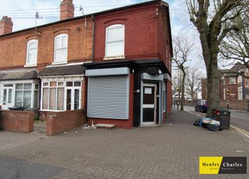 Thumbnail 1 bed end terrace house for sale in Dawson Road, Handsworth, Birmingham