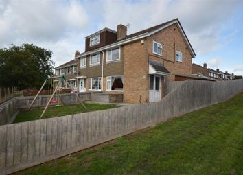 Thumbnail 3 bed end terrace house for sale in Lincombe Road, Radstock