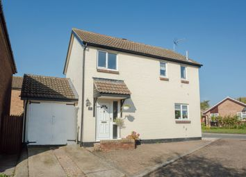 Thumbnail 3 bed detached house for sale in Orkney Close, Haverhill