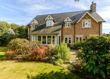 Thumbnail 5 bed detached house for sale in Bainbridge Lane, Eshott, Morpeth, Northumberland