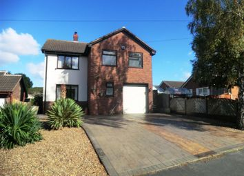 Thumbnail 4 bed detached house for sale in Ashgrove Crescent, Kippax, Leeds