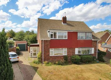 Thumbnail 3 bed semi-detached house for sale in Aldwick Close, London