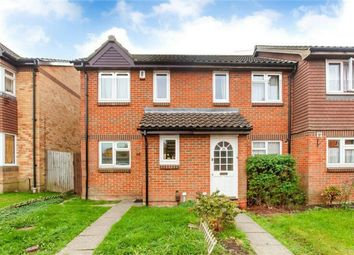 Thumbnail 2 bed semi-detached house to rent in Wheatsheaf Close, Northolt, Greater London