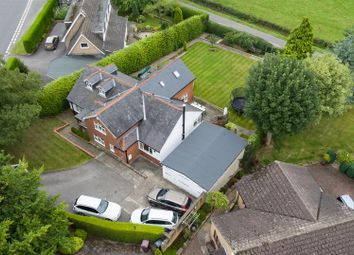 Thumbnail 5 bed detached bungalow for sale in New Road, Wingerworth, Chesterfield