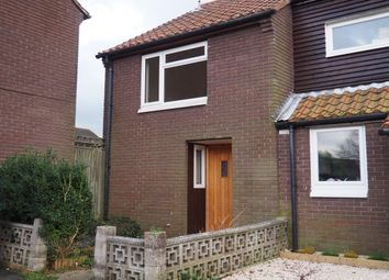 Thumbnail 2 bed terraced house to rent in Swallowtail Road, Horsham