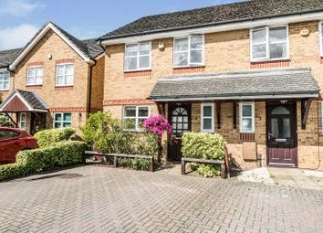 Thumbnail 3 bed semi-detached house for sale in Elliotts Way, Caversham, Reading
