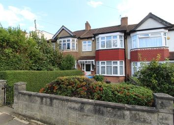 Thumbnail 3 bed terraced house to rent in Tiverton Road, Edgware, Middlesex, UK